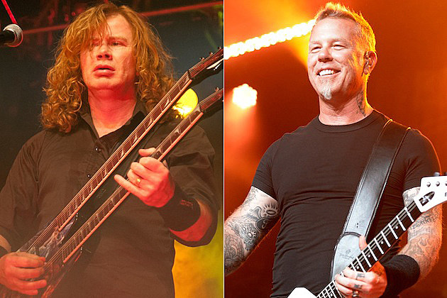 Dave Mustaine / James Hetfield