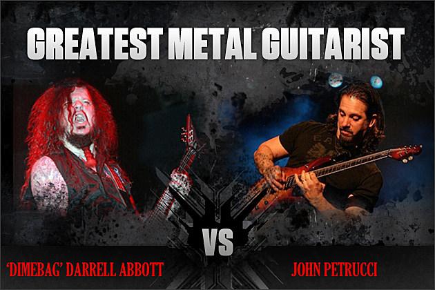 'Dimebag' Darrell Abbott vs. John Petrucci
