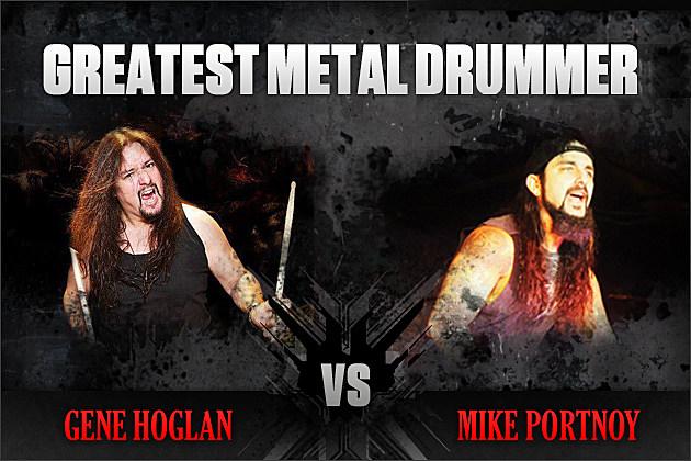 Gene Hoglan vs. Mike Portnoy
