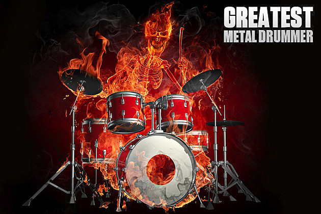 Greatest Metal Drummer