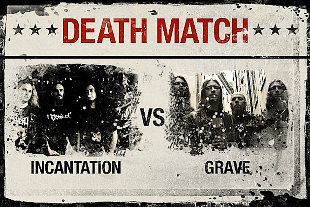 Incantation vs. Grave