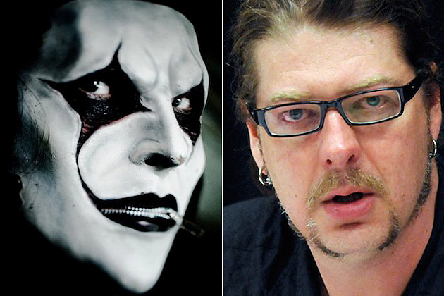Jim Root Unmasked