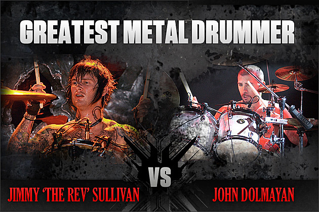 Jimmy 'The Rev' Sullivan vs. John Dolmayan