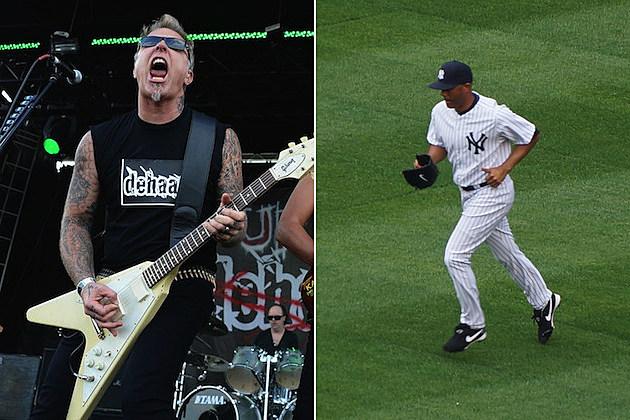 Metallica / Mariano Rivera