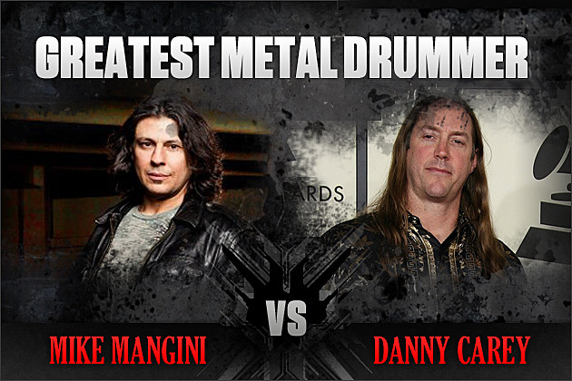 Mike Mangini vs. Danny Carey