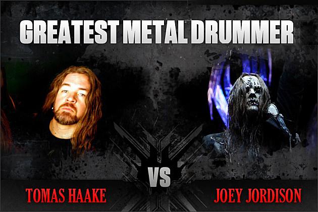 Tomas Haake vs. Joey Jordison