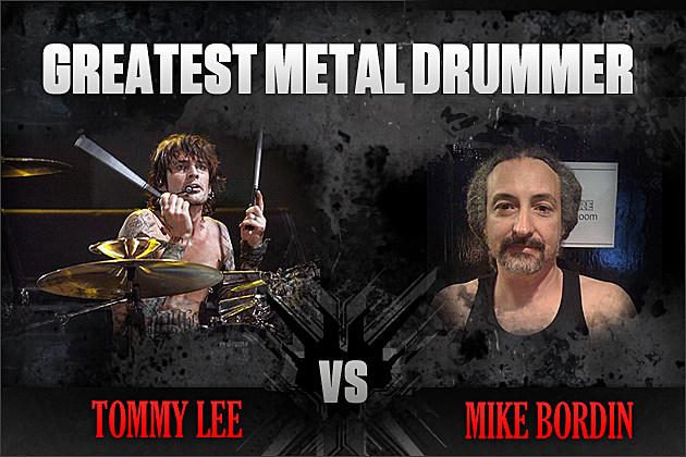 Tommy Lee vs. Mike Bordin
