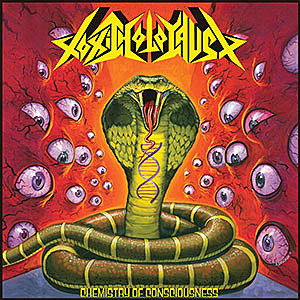 Toxic Holocaust, 'Chemistry of Consciousness'