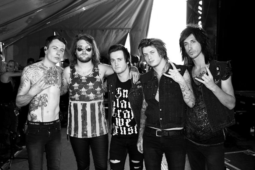 Are Asking Alexandria Reuniting With Former Singer Danny Worsnop?
