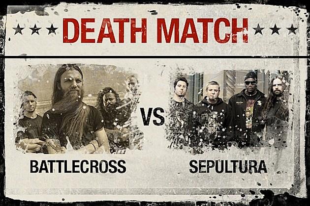 Battlecross vs. Sepultura