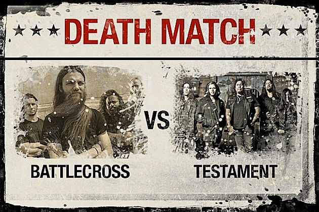 Battlecross vs. Testament