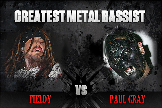 Fieldy Vs. Paul Gray