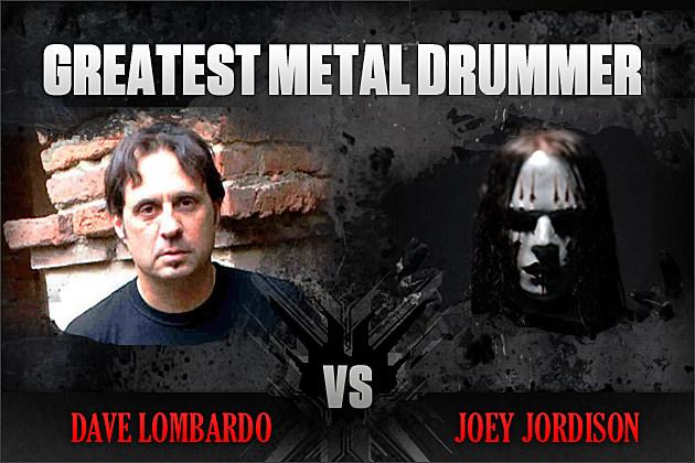 Dave Lombardo vs. Joey Jordison