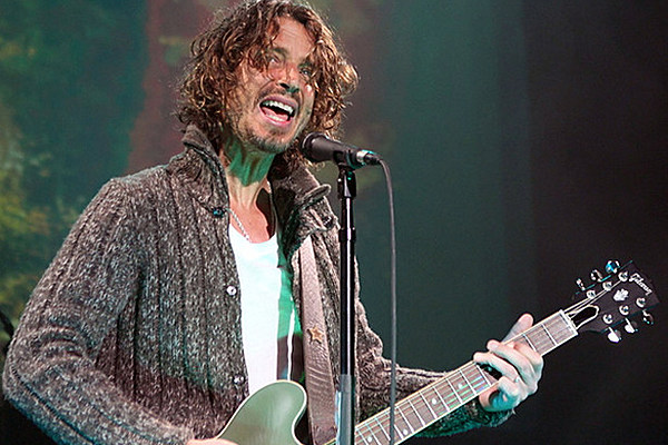 Chris Cornell S Touring Band