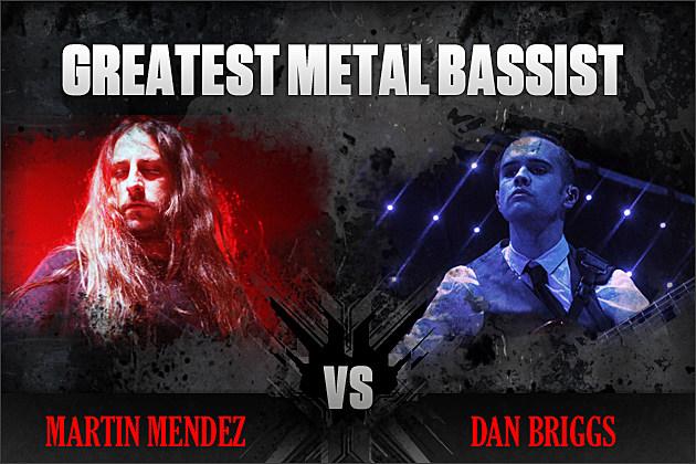 Martin Mendez vs. Dan Briggs