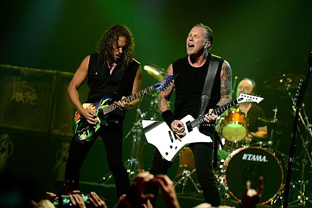 Metallica - Fifth Anniversary of 'Death Magnetic'