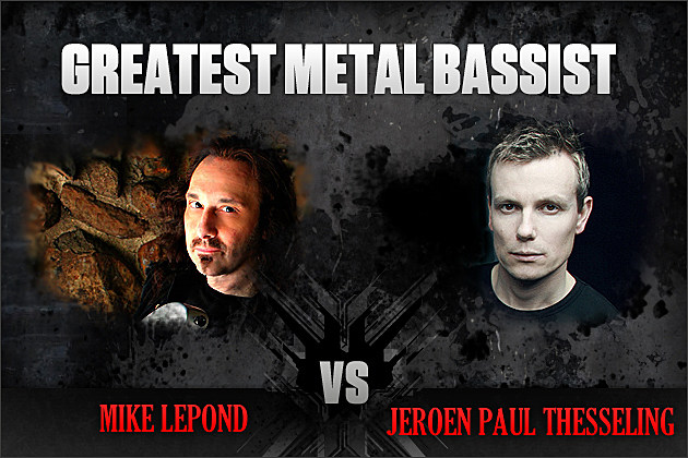 Mike LePond vs. Jeroen Paul Thesseling