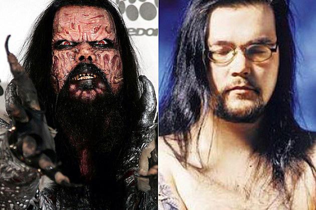 Mr. Lordi Unmasked