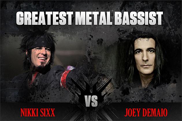 Nikki Sixx vs. Joey DeMaio