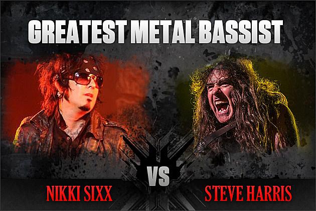 Nikki Sixx vs. Steve Harris