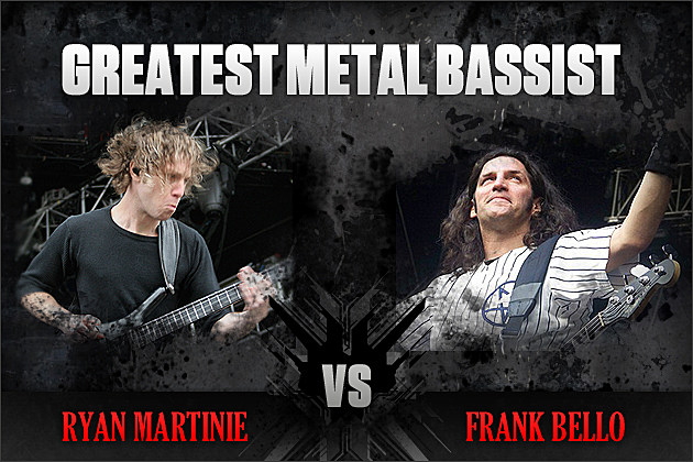 Ryan Martinie vs. Frank Bello