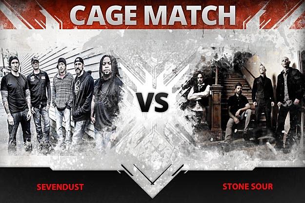 Sevendust vs Stone Sour