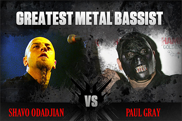Shavo Odadjian vs. Paul Gray