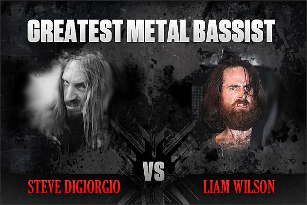 Steve DiGiorgio vs. Liam Wilson