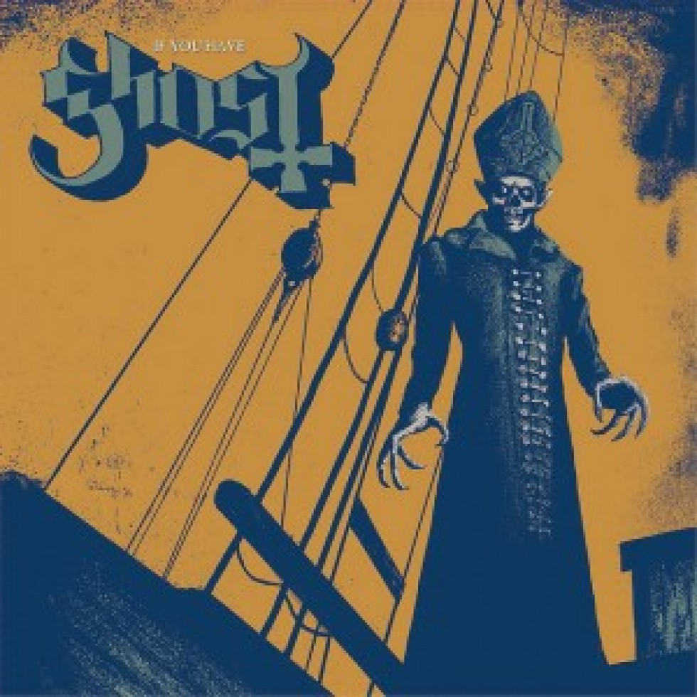Connu Ghost B.C., 'If You Have Ghost' EP - Review AV21