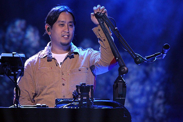 DJ Joe Hahn
