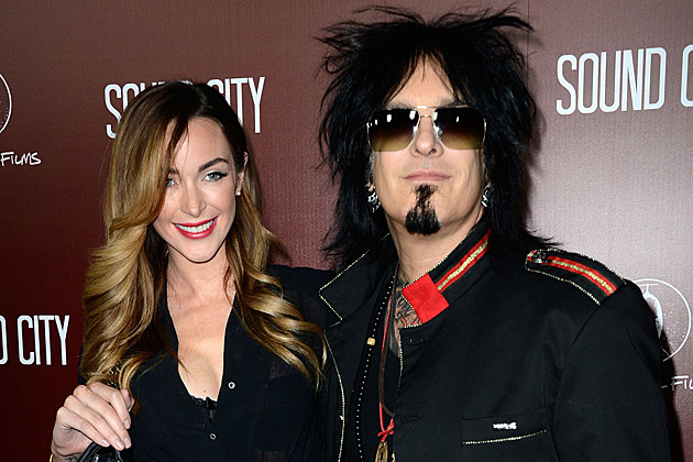 Courtney Bingham Nikki Sixx