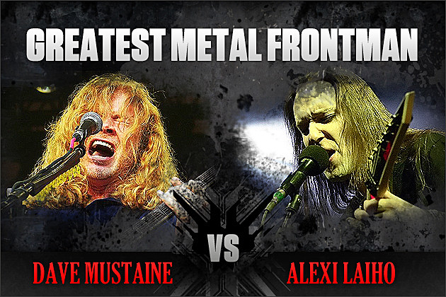 Dave Mustaine vs. Alexi Laiho