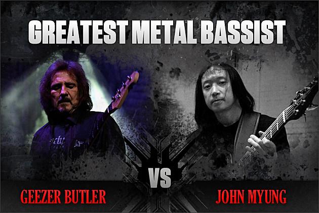 Geezer Butler vs. John Myung