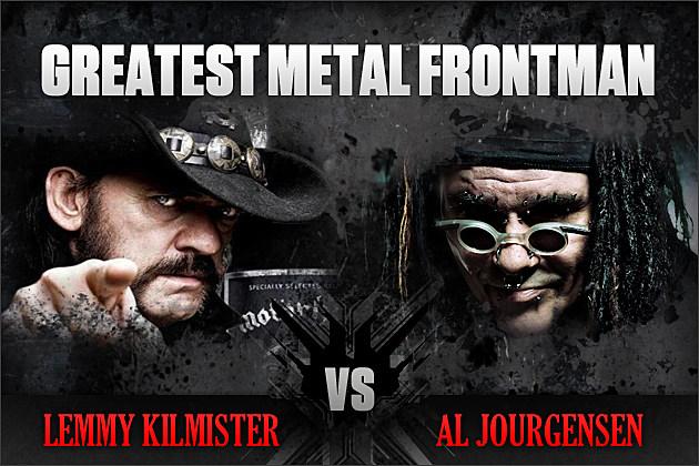 Lemmy Kilmister vs. Al Jourgensen