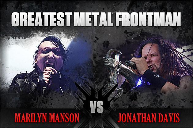 Marilyn Manson vs. Jonathan Davis