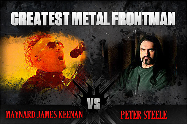 Maynard James Keenan vs. Peter Steele