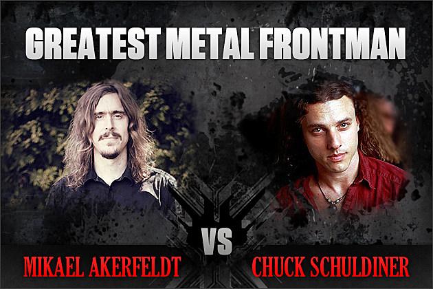 Mikael Akerfeldt vs. Chuck Schuldiner