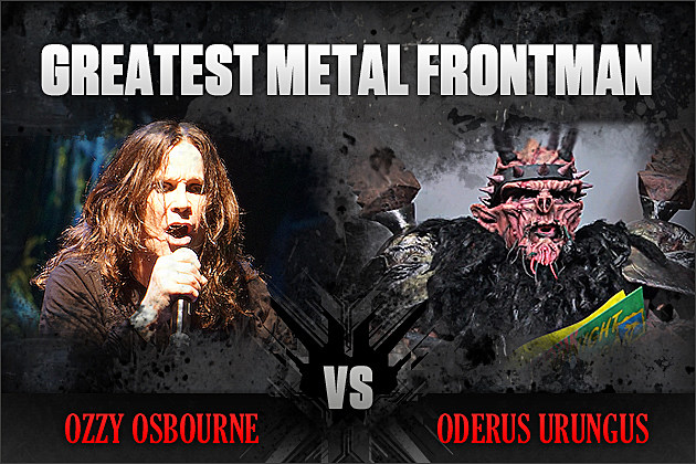 Ozzy Osbourne vs. Oderus Urungus