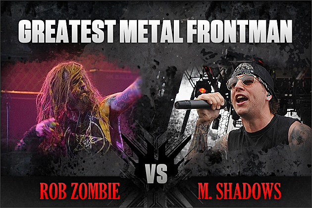 Rob Zombie vs. M. Shadows
