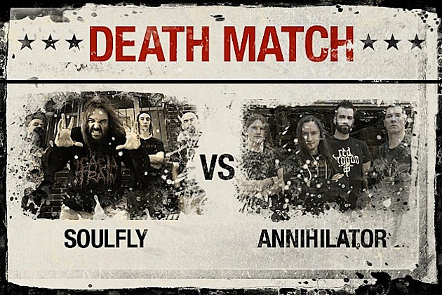 Soulfly vs. Annihilator