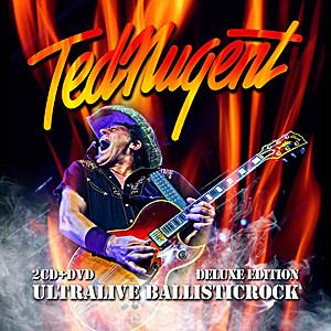 Ted Nugent Ultralive Ballisticrock