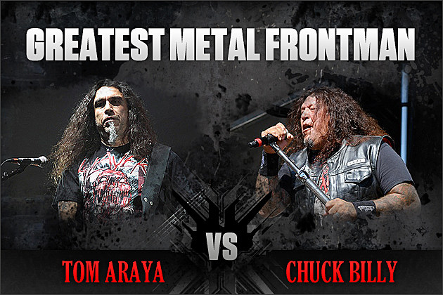 Tom Araya vs. Chuck Billy