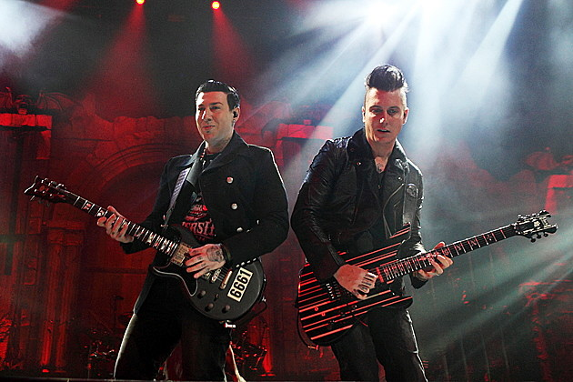Avenged Sevenfold Bring 'Hail to the King' Tour to Boston ...