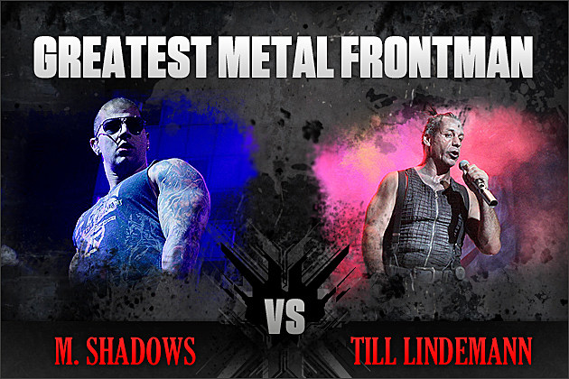 M. Shadows vs. Till Lindemann