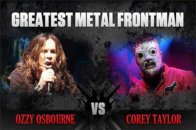 Ozzy Osbourne vs. Corey Taylor