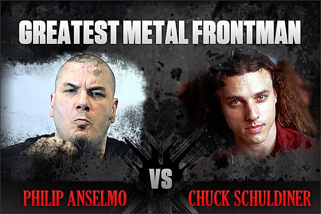 Philip Anselmo vs. Chuck Schuldiner