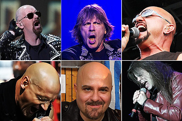 Rob Halford, Bruce Dickinson, Geoff Tate, Ralf Scheepers, Joe Comeau, Todd La Torre