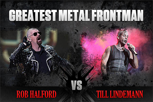 Rob Halford vs. Till Lindemann