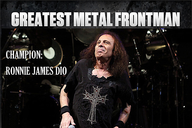 Ronnie James Dio Greatest Metal Frontman