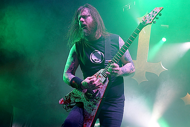 Slayer Gary Holt